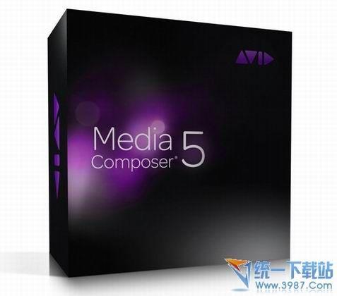 视频编辑系统(Avid Media Composer) v5.5.4 官方免费版
